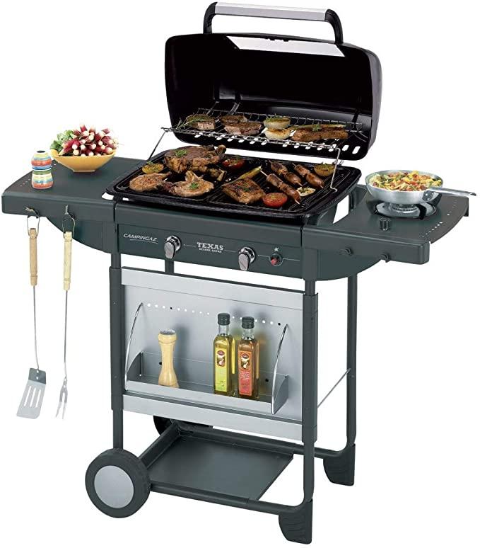 Barbecue Campingaz Texas Revolution