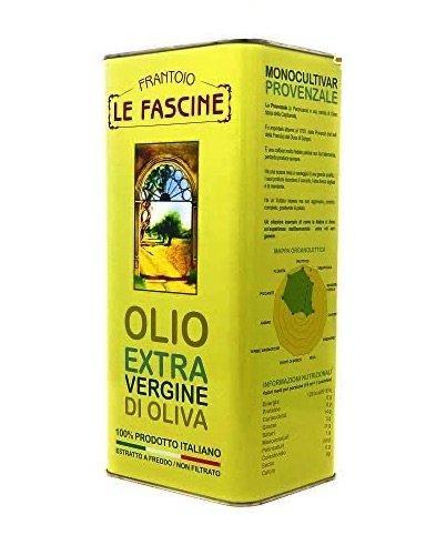 Le Fascine Olio Extravergine Di Oliva Italiano