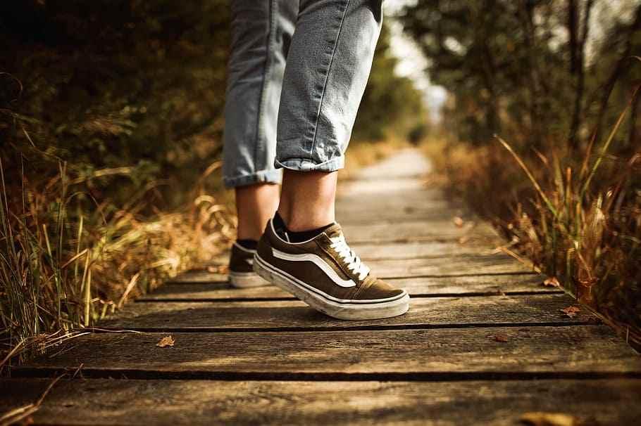 Le Scarpe Sneakers di Tendenza