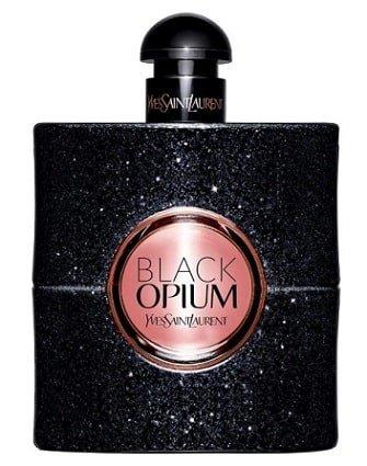 4 Yves SL Black Opium Eau de Parfum 90ml