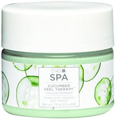 CND Cucumber Heel Therapy