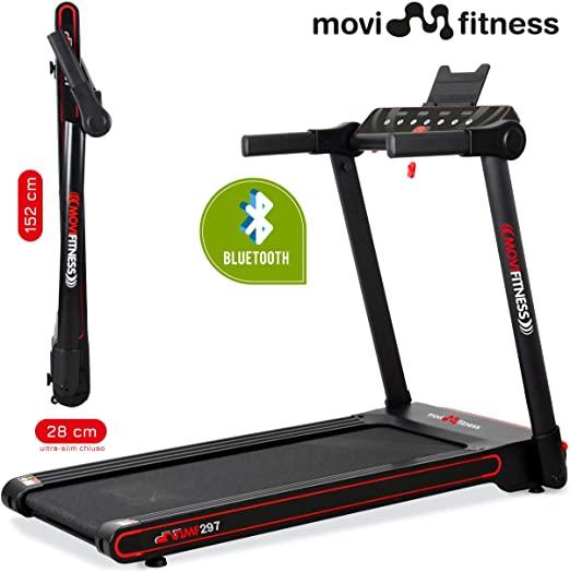 Movi Fitness Tapis roulant Professionale