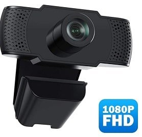 Usogood Webcam 1080P FHD PC