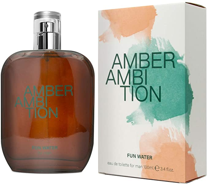 Amber Ambition Profumo da Uomo