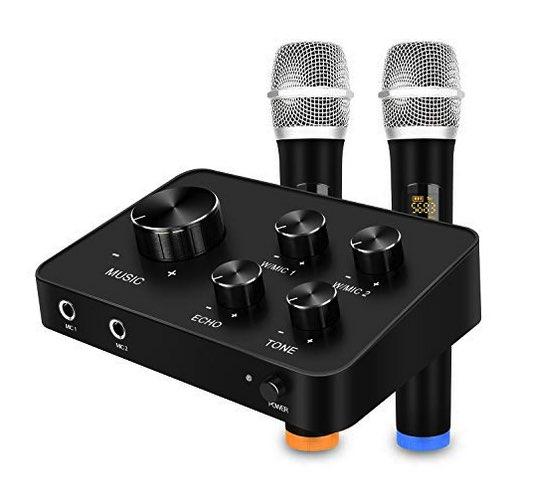 Rybozen microfoni