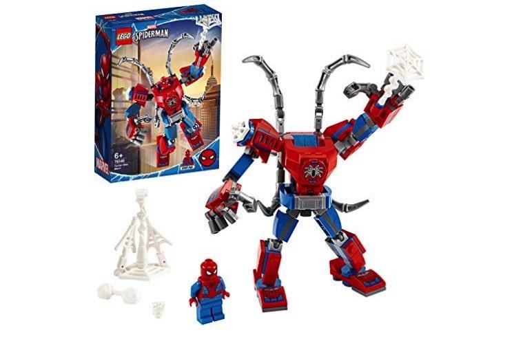LEGO SUPER HEROES – SPIDERMAN-