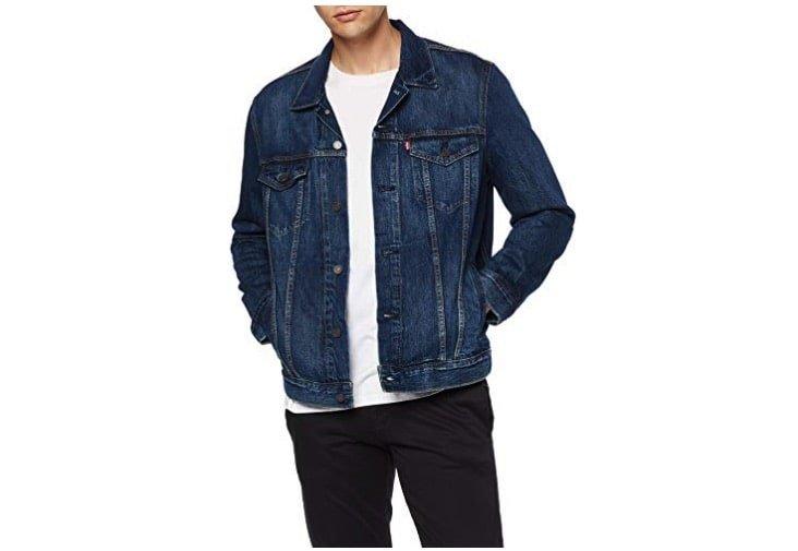 LEVI'S TUCKER JACKET Giacchetto Jeans