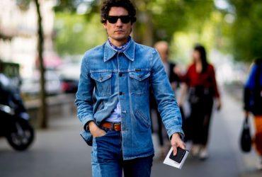 giacchetto jeans
