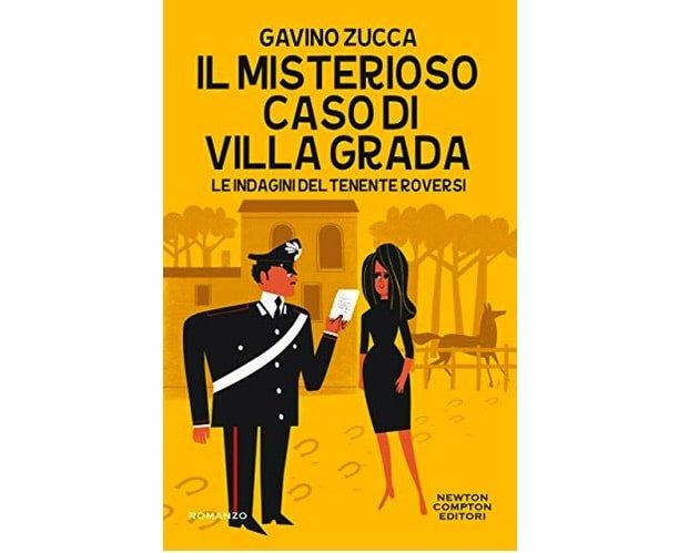 Gavino Zucca : Il misterioso caso di villa Grada