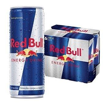 redbull Bevanda Energetica