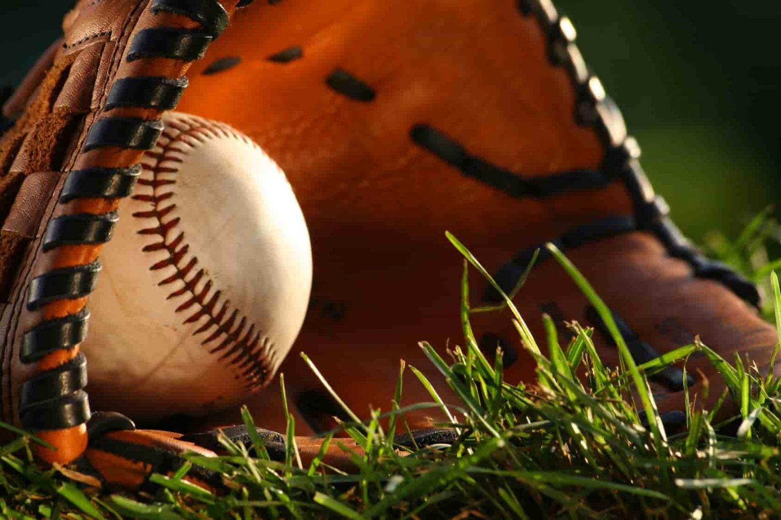 guanto da baseball copertina