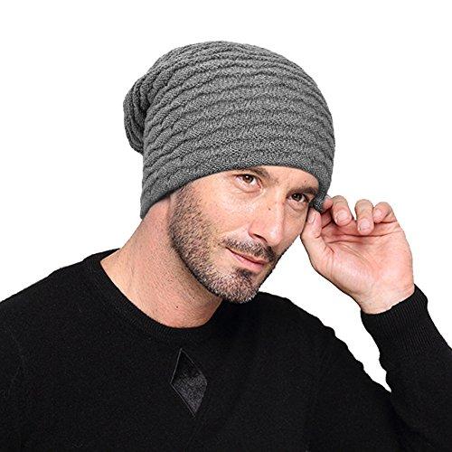 berretto lana uomo