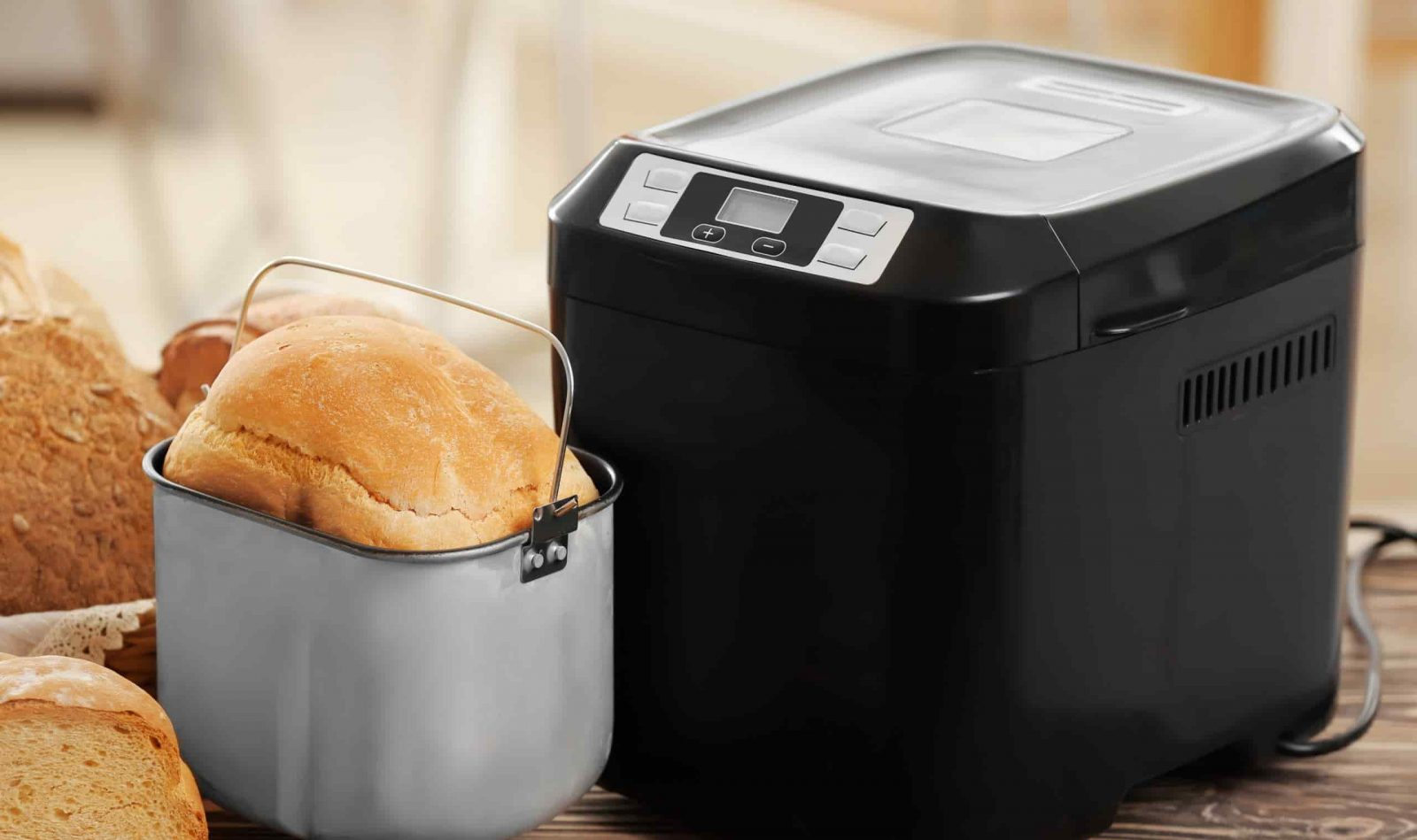 macchina del pane casa