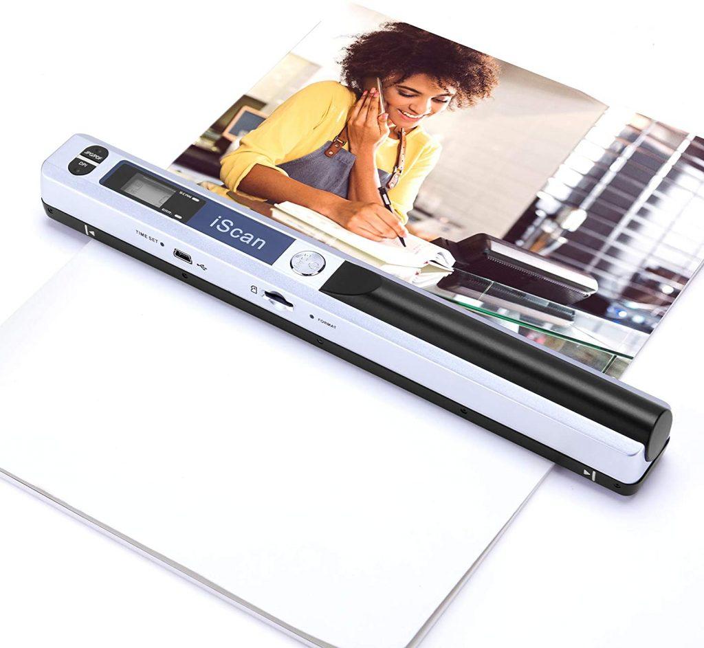 scanner portatili