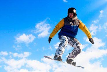 attrezzature di protezione per snowboard