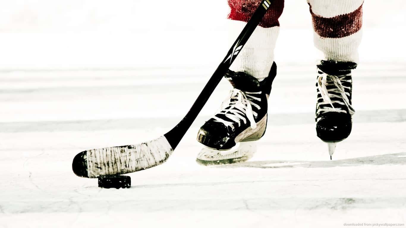 bastone hockey su ghiaccio