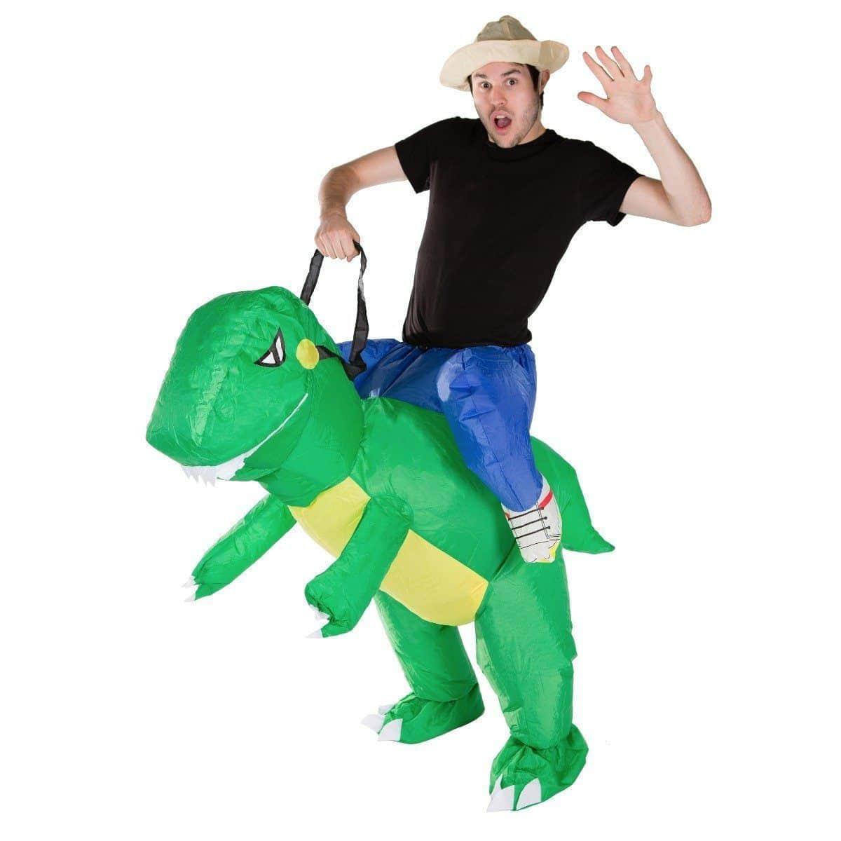 dinosauro gonfiabile