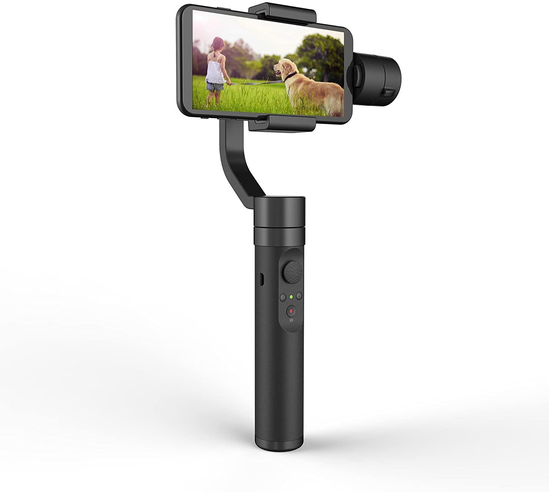 stabilizzatore gimble per smartphone