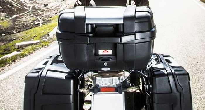Bauletto moto