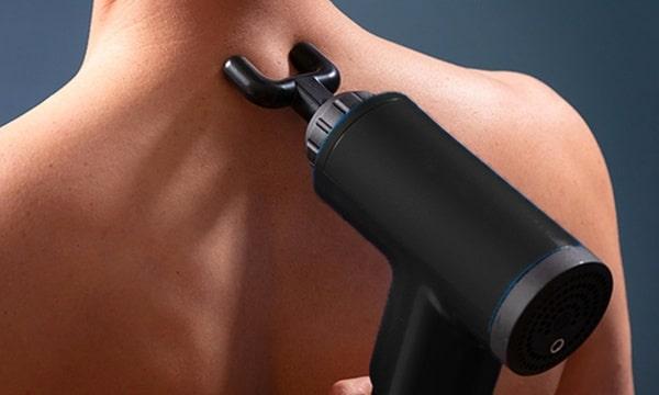 pistola massaggi